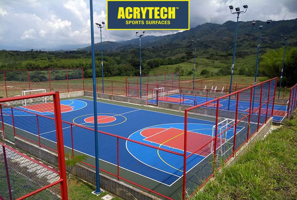 Acrytech Paint Colombia 2