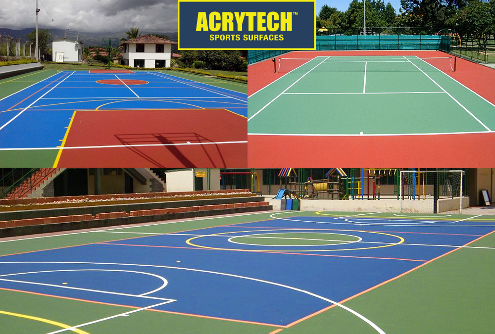 Acrytech Paint Colombia 5
