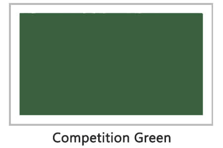 Competition Green