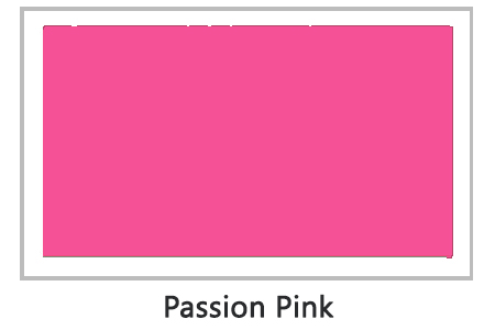 Passion Pink